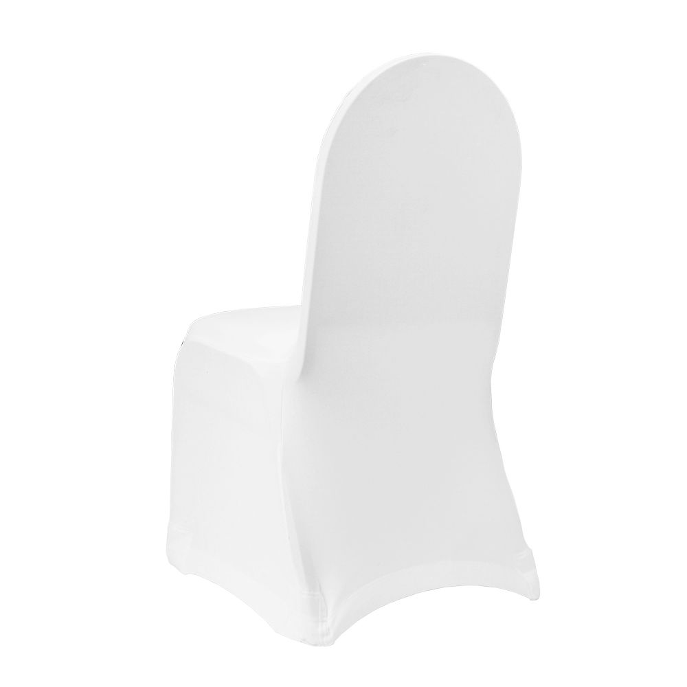 White Spandex Banquet Chair Cover By Chair Covers Amp Linens